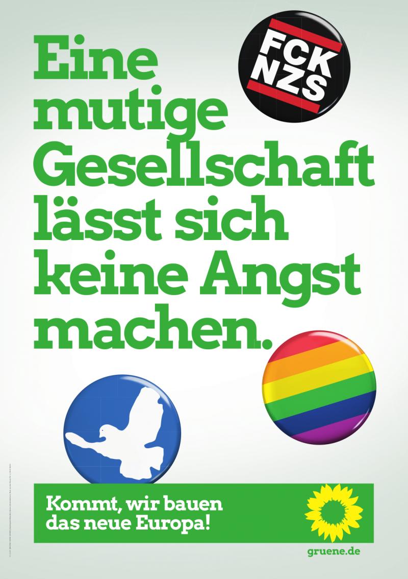 Wahlprogramm Grüne Europawahl